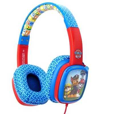 Paw Patrol Boys Kid Headphones Blue