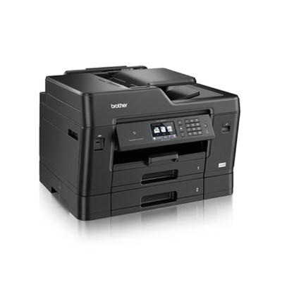 how to print a3 on pdf brother printer