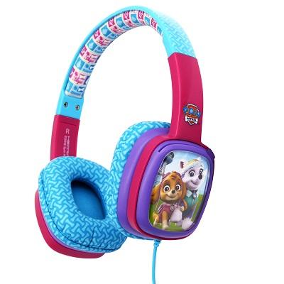 Paw Patrol Girls Kid Headphones Pink
