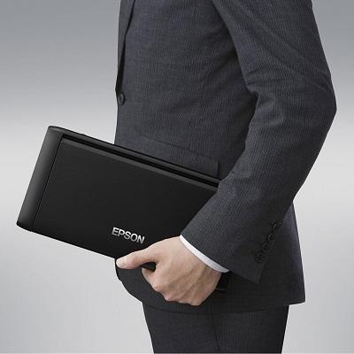 Epson WorkForce WF-100 Lightweight Portable Colour Inkjet Printer