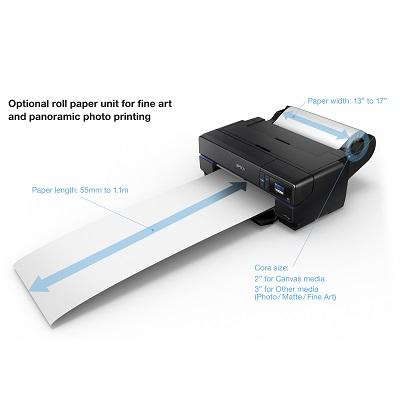 Epson SureColor SC-P807 A2 Photo Specialty Printer
