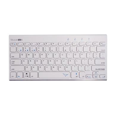 Alcatroz Trilium BTR 1 Keyboard (White)