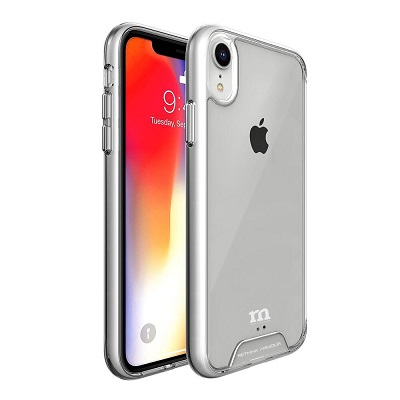 reputable site 17d1b 3be8e Redmonster iPhone XR Tough Naked Hard Case (Ice)