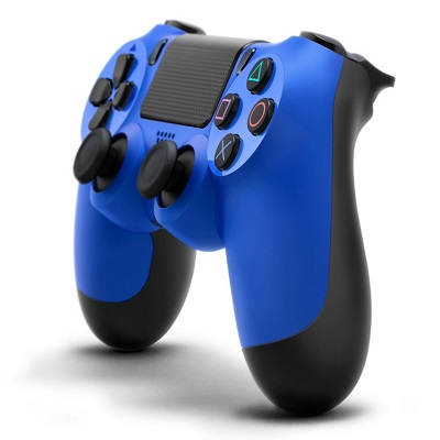 SONY DUALSHOCK4 PS4 Wireless Controller - Wave Blue (CUH-ZCT2G)