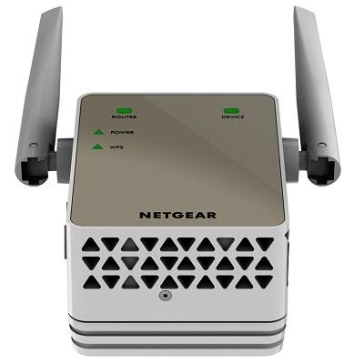 Netgear AC1200 WiFi Range Extender (EX6120-100UKS)