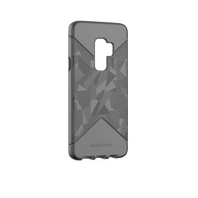 sports shoes 50bb7 d52fd Tech21 T21-5839 Galaxy S9 Plus Evo Tactical Case (Black)