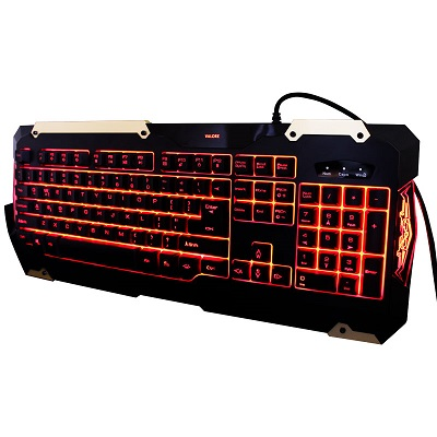 gaming accessories gaming keyboards valore gaming keyboard ac08 black. Black Bedroom Furniture Sets. Home Design Ideas