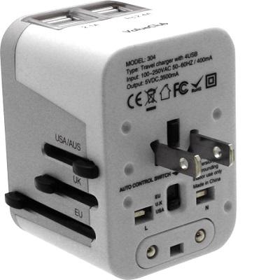 Image result for travel adaptor