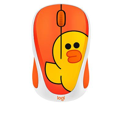 Logitech M235 LINE Friends Wireless Mouse- Sally
