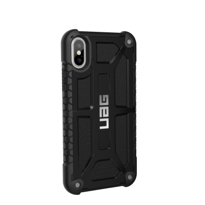 online store f8209 cc960 UAG iPhone X Monarch Case (Midnight)