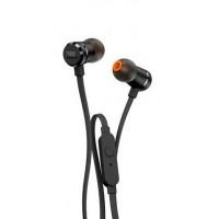 JBL T290 Earphones with Mic (Black)