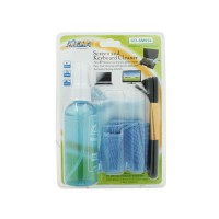 PRS CT-04 3Pcs Cleaning Kit (Blue)