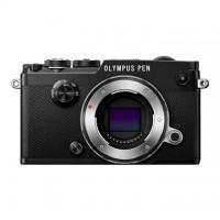 Olympus PEN-F Body Camera (Black)