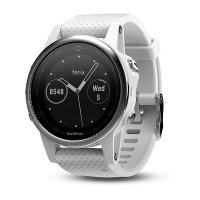 Garmin Fenix 5S Carrara Sport Watch (White - 42mm)