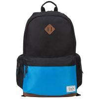 Targus TSB936GL-70  [15.6 inch]  Strata Backpack (Black/Blue)