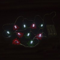 PRS TZBO1044 LED Decoration Light With Tree (Green)