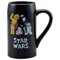 Star Wars Long Mug Droids