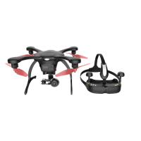 eHang Ghostdrone 2.0 VR Android with 2nd Battery (Black)