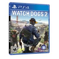 PS4 Watch Dog 2 Standard Edition PLAS-07085 (M18)