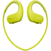 Sony Waterproof Earphones 4GB (NW-WS413) (Green)