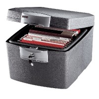 Sentry H3300 Fire Safe and Waterproof Security File
