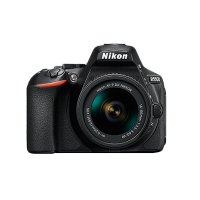 Nikon D5600 DSLR 18-140 VR Kit (Black)