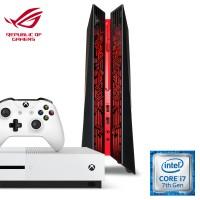 [Xbox Bundle] Asus G20CI-SG008T ROG Desktop (Intel i7, 16GB RAM, 2TB HDD + 256 SSD, GTX1070(8G) + Xbox One S (Ultimate Pack)