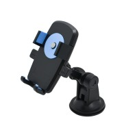 PLG VCS-0033 One Touch car Mount (Blue)