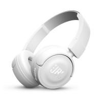 JBL T450BT Headphones (White)