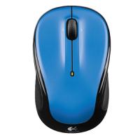 Logitech M325 Wireless Mouse (Peacock Blue)