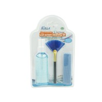 PRS CT-06 3Pcs Cleaning Kit (Blue)
