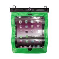 PRS Waterproof Bag For iPad (Green)