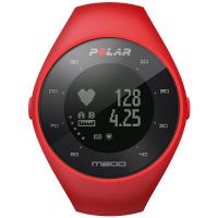 Polar M200 GPS + HR Running Watch (Red)