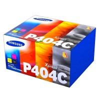 Samsung CLT-P404C Value Pack Toner (Cyan, Magenta, Yellow, Black)