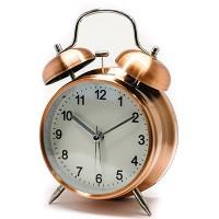 PRS Clock Iron Ring (Gold)