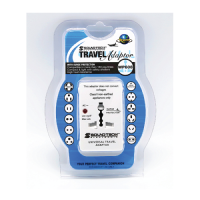 SoundTeoh WP608 Travel Adaptor with Surge Protection