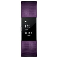 fitbit charge 2 (Plum/Silver) Size S