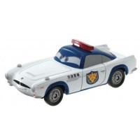 Tomica Disney Cars C-28 Finmac Missile Aiport Type