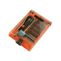 PRS JM-8106 Precise 37 in 1 Manual Tools Kit (Orange)