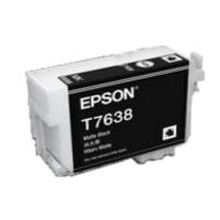 Epson C13T763800 Matte Black Ink