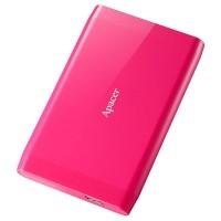 Apacer AC235 USB3.1 Portable Hard Drive 1TB (Pink)