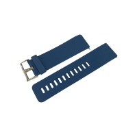 PRS SGW-02 Silica Gel Watchband For Fitbit Blaze (Blue)