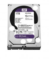 WD Internal Storage Performance Desktop Hard Drive 1TB [WD10PURZ]  (Purple)