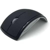 PLG A50 Wireless Mouse (Black)