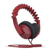 Innodevice Innowave Plus Headphones (Red)