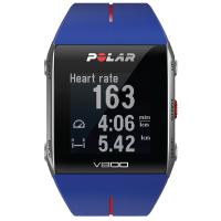 Polar V800 GPS + WLINK TR Sports Watch (Blue/Red)