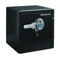 SentrySafe SFW123BDC Fire & Water Resistant Biometric Safe