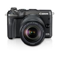 Canon EOS M6 Kit (EF-M18-150mm) (Black)