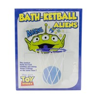 Disney Bath-Ketball in the bath Alien