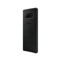 Samsung Note 8 Alcantara Cover (Black)